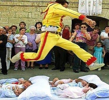 A Spanish leap of faith