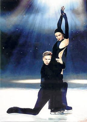 Dancing on Ice star set to pass on skills
