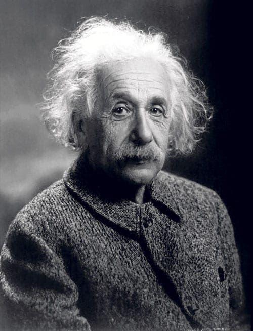 Dyslexia didn't stop Einstein