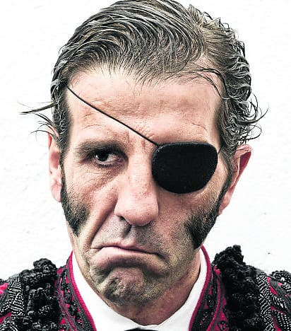 'The Pirate' comes unstuck yet again in Spain
