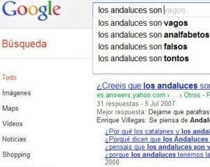 Are Andalucians lazy and stupid?