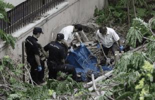 Mummified body discovered near Malaga hospital