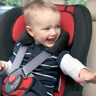 Parents in Spain to be fined if children not wearing seat belts