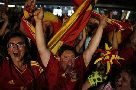 Spain look to restore feel-good factor