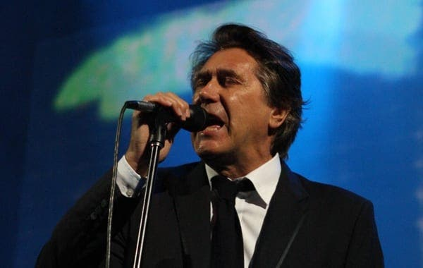 Bryan Ferry comes to Marbella