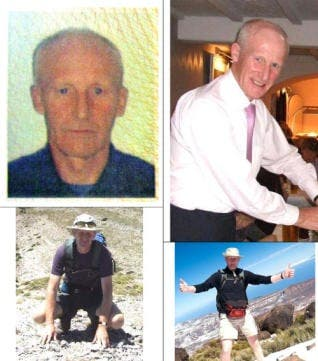 Major search and rescue operation underway for missing British hiker in Spain