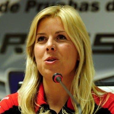 Spanish female Formula One driver Maria de Villota suffers 'life-threatening' injuries