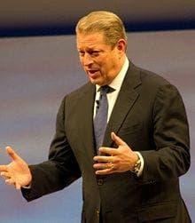 Al Gore prepares to visit Gibraltar