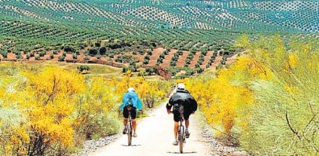 Pedal power rules as Spain gets on its bike