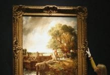 carmen thyssen sells constable the lock in london