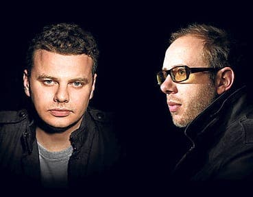 Chemical Brothers prepare for Creamfields Spain