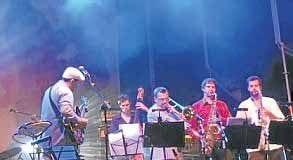 dan moretti jazz festival