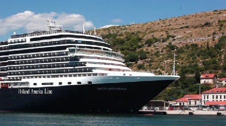 Gay cruise ship headed to Morocco forced to dock in Spain