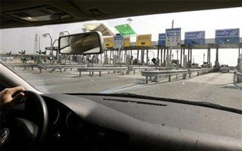 Spain's motorway tolls increased by 7.5%