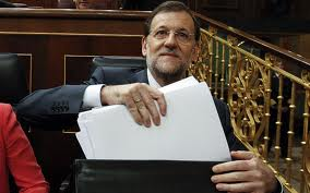 Rajoy rejects calls for resignation