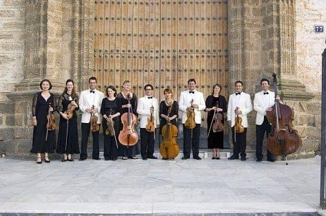 Classical concert floats into Jerez