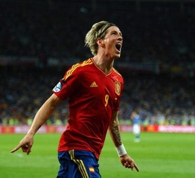 Low viewing figures for Spain's big Euro win
