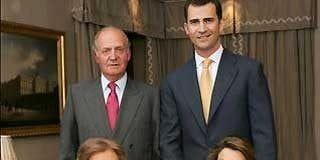 spains royal family