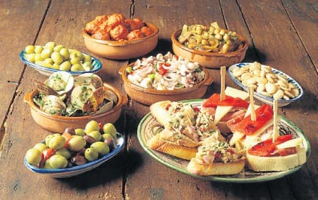 Spanish tapas pack an unhealthy punch
