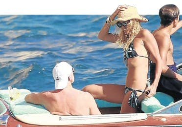 'The Body' in Ibiza