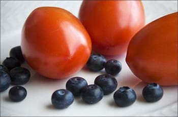 Spain turns tomatoes into blueberries