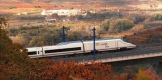 train ronda
