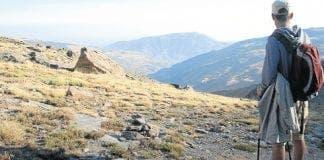 walk through the sierra nevada