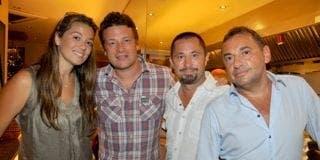 Jamie Oliver at La Sala
