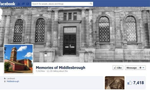 Memories of Middlesbrough