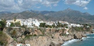Nerja boat accident