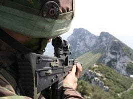 Protecting Gibraltar