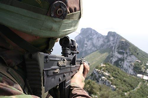 Gibraltar terror crackdown