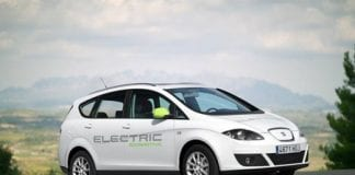 SEAT low carbon cars altea