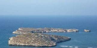 Sexteen immagrants arrive on Spanish islet e