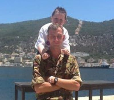 British boy to swim for charity in Gibraltar