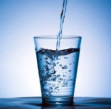 Water is perfect headache cure, says study