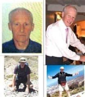 Family of missing British hiker in Nerja lose hope