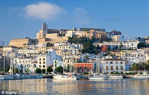 Two dozen Britons arrested in Ibiza drug raid