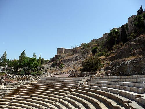 Restoration project for Malaga's Roman Theatre