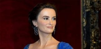 penelope cruz wax model museum