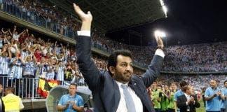 sheikh abdullah al thani sells malaga fc