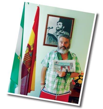 Meeting the Spanish 'Robin Hood'