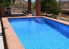 spanish swimming pool e