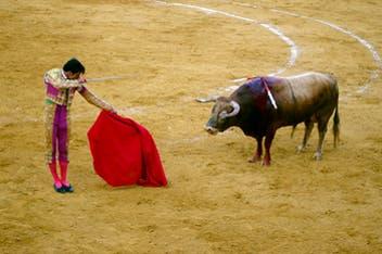 Bullfighting is back on Spanish TV