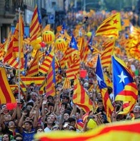 Cataluna would become EU's 12th richest 'country'