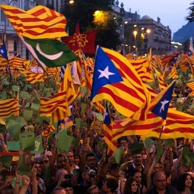 Spain's state TV criticised over pro-independence coverage