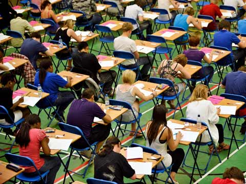 GSCEs out, O-levels in