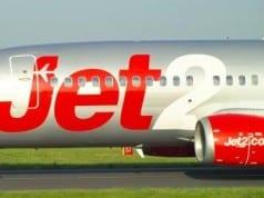 Jet 2 aeroplane