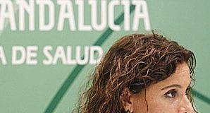 Maria Jesus Montero health boss andalucia