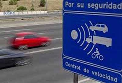 Spanish police use ancient speeding law to illegally fine drivers